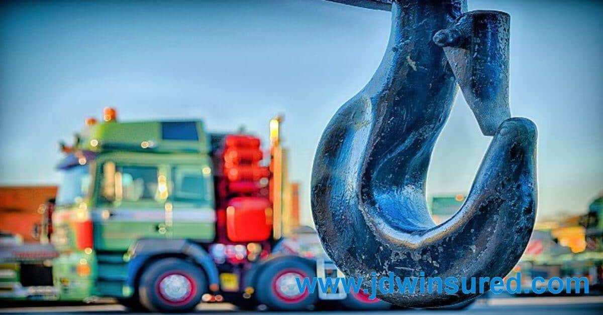 tow truck insurance quotes