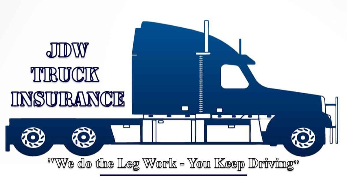 Seafood Delivery Truckers Insurance